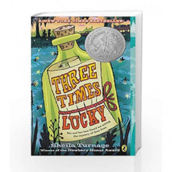 Three times lucky by turnage sheila buy online three times lucky three times lucky by turnage sheila book 9780142426050 fandeluxe Images