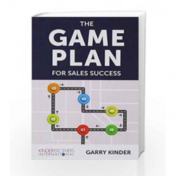 The Game Plan for Sales Success by KINDER GARRY Book-9789385492594