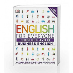 English for Everyone Business English Level 2 Course Book by DK Book-9780241275146