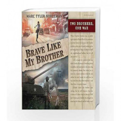 Brave Like My Brother by Marc Tyler NobelmanI Book-9789386313249