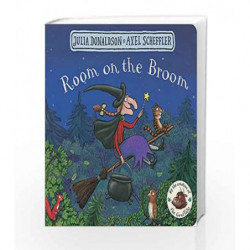 Room on the Broom by Julia Donaldson Book-9781509830435