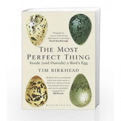 The Most Perfect Thing: Inside (and Outside) a Bird                  s Egg by Tim Birkhead Book-9781408851272