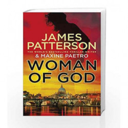 Woman of God by PATTERSON JAMES Book-9781784753849