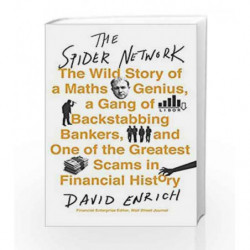 The Spider Network by Enrich, David Book-9780753557501