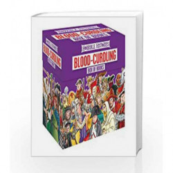 Horrible Histories  Blood Curdling Box (Horrible Histories Collections) by Terry Deary Martin Brown Book-9781407177618