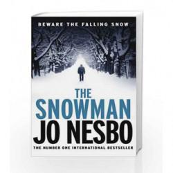 The Snowman: Harry Hole 7 by Nesbo, Jo Book-9781784700928