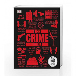 The Crime Book (New) (Big Ideas) by DK Book-9780241298961