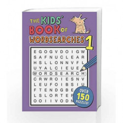 The Kids' Book of Wordsearches 1 by Gareth Moore & Sarah Horne Book-9781780554402