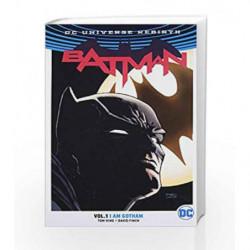 Batman Vol. 1: I Am Gotham (Rebirth) by King, Tom Book-9781401267773