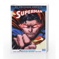 Superman Vol. 1: Son Of Superman (Rebirth) by tomasi, peter j. Book-9781401267766