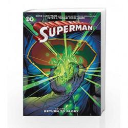 1: Superman Vol. 2: Return to Glory by YANG, GENE LUEN Book-9781401268305