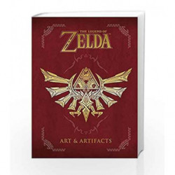 The Legend of Zelda: Art & Artifacts by NINTENDO Book-9781506703350