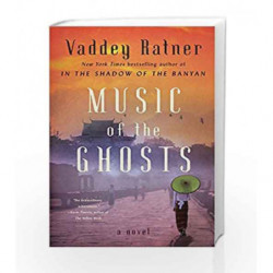 Music of the Ghosts by Vaddey Ratner Book-9781476795782