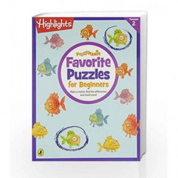 Puzzlemania: Favorite Puzzles for Beginners - Vol. 2 by NA Book-9780143429449