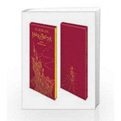 Harry Potter and the Half-Blood Prince (Harry Potter Slipcase Edition) by J K Rowling Book-9781408869161