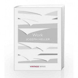 Work (Vintage Minis) by HELLER JOSEPH Book-9781784872786