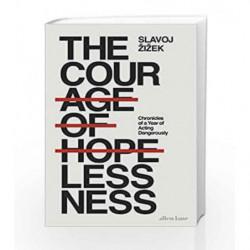 The Courage of Hopelessness by ?i?ek, Slavoj Book-9780241305577
