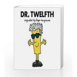 Doctor Who: Dr. Twelfth (Roger Hargreaves) (Dr Men) by Adam Hargreaves Book-9781405930086