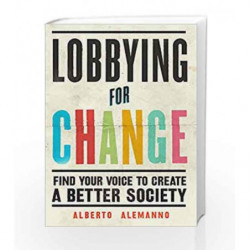 Lobbying for Change by Alberto Alemanno Book-9781785782855