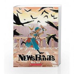 NewsPrints by Ru Xu Book-9780545803120