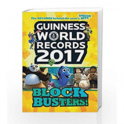 Guinness World Records 2017: Blockbusters! by Guinness World Records Book-9781910561492