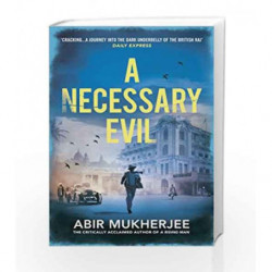 A Necessary Evil by Mukherjee, Abir Book-9781911215134