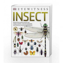 Eyewitness Insect by DK Book-9780241297179