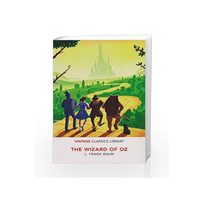 The Wizard of OZ by Baum, L. Frank Book-9781784872892