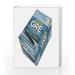 Essential GRE Vocabulary: Flashcards + Online (Graduate School Test Preparation) by PRINCETON REVIEW Book-9780451487773