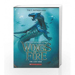 Wings of Fire #02: The Lost Heir by Scholastic Inc Book-9789352750863