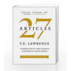27 Articles by T. E. Lawrence Book-9781501182006