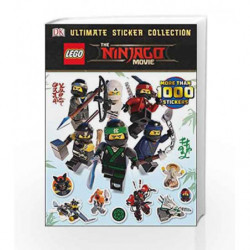 The Lego Ninjago Movie Ultimate Sticker Collection by DK Book-9780241285541