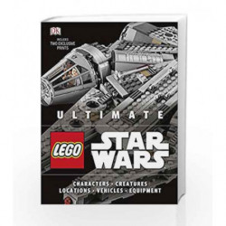 Ultimate Lego Star Wars by NA Book-9780241288443
