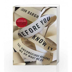 Before You Know It by Bargh, John Book-9781785150029