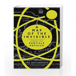 A Map of the Invisible by Butterworth, Jon Book-9781785150944