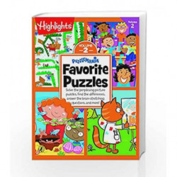 Puzzlemania Favorite Puzzles - Vol 2 by NA Book-9780143429401