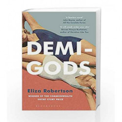 Demi-Gods by eliza robertson Book-9781408890400