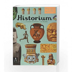Historium (Welcome To The Museum) by Richard Wilkinson Book-9781783701889