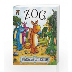 Zog by Scholastic Book-9781407170763