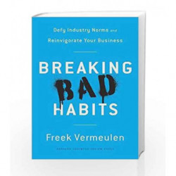 Breaking Bad Habits by Vermeulen Book-9781633693821
