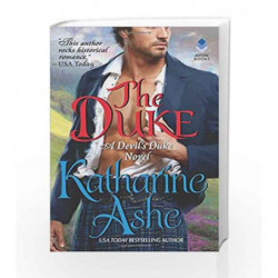 The Duke: A Devil's Duke Novel by ASHE KATHARINE Book-9780062641724