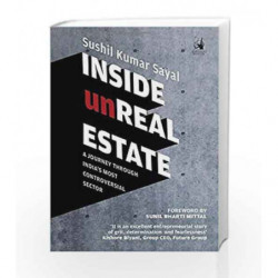Inside Unreal Estate: A Journey through Indias Most Controversial Sector by Dattani Mahesh Book-9780670088522