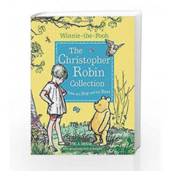 Winnie-the-Pooh: The Christopher Robin Collection (Tales of a Boy and his Bear) by Marquez, Gabriel Garcia Book-9781405288019