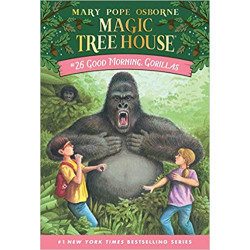 Magic Tree House 26: Good...