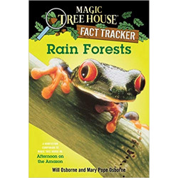 Magic Tree House Fact...