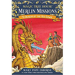 Magic Tree House 37: Dragon...
