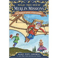 Magic Tree House 38: Monday...