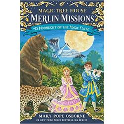 Magic Tree House #41 Moonlight On The Magic Flute Summary