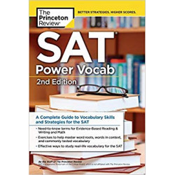 SAT Power Vocab: A Complete...