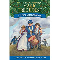 Magic Tree House 21: Civil...